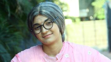 Qurbaan Hua's Pratibha Ranta looks unrecognisable in this old woman's avatar
