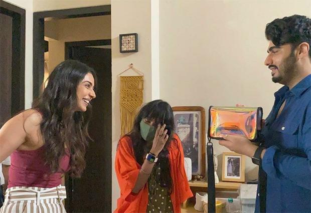 Rakul Preet Singh, Arjun Kapoor and the story of a 'bling bag'