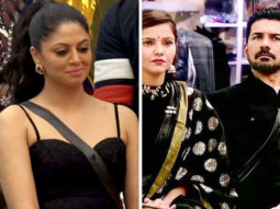 Rubina Dilaik and Abhinav Shukla refuse to do chores on Bigg Boss 14 during Kavita Kaushik's captaincy