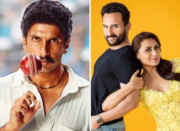SCOOP Ranveer Singh's 83 pushed from Christmas; will YRF's Bunty Aur Babli 2 take the festive slot