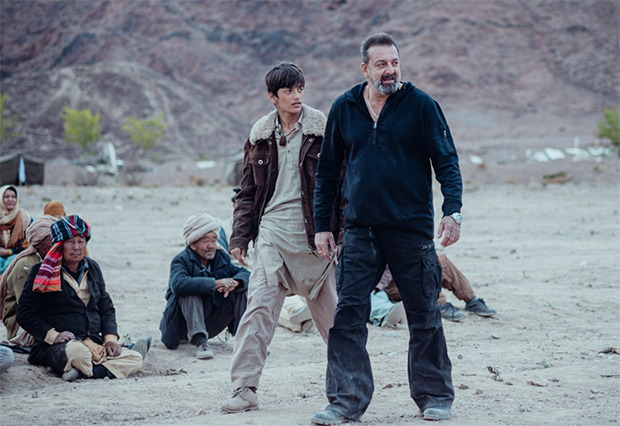 Sanjay Dutt is on the journey of redemption in Torbaaz, film to premiere on Netflix on December 11