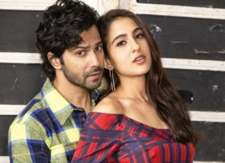 Sara Ali Khan calls Varun Dhawan a 'brat' for copying her style of shayari
