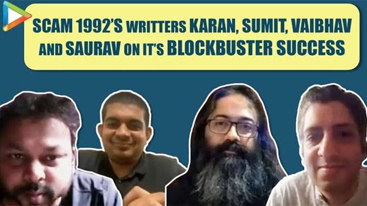 Scam 1992's Writer Vaibhav Harshad Mehta was Amitabh Bachchan Karan Sumit Saurav