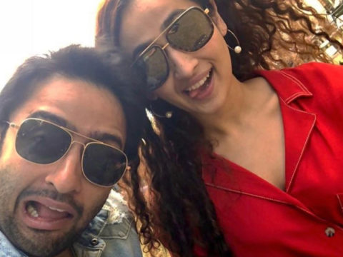 """Shaheer Sheikh gets engaged to girlfriend Ruchikaa Kapoor, says, """"Excited for the rest of my life"""""""