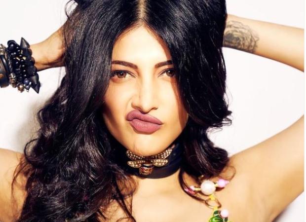 Shruti Haasan confirms being part of Pawan Kalyan's Vakeel Saab and signing an interesting Bollywood film
