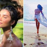 Tara Sutaria sizzles in white bikini amid the serene beauty of Maldives