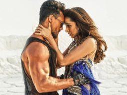 Tiger Shroff shares a BTS video of rehearsing 'Dus Bahane' with Shraddha Kapoor