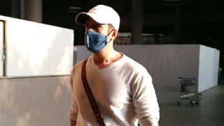 Tushar Kapoor spotted at Airport