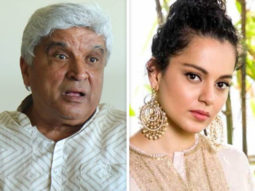 Javed Akhtar files criminal complaint against Kangana Ranaut for making defamatory statements