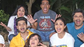 It's a wrap for Abhimanyu Dassani, Shirley Setia and Shilpa Shetty starer Nikamma; Shetty calls its bitter-sweet moment