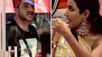Bigg Boss 14: Rumoured couple Aly Goni and Jasmin Bhasin get into their first fight during the luxury task