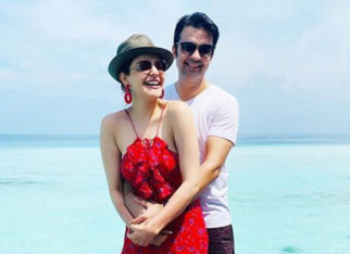 New bride Kajal Aggarwal shares romantic pictures with husband Gautam Kitchlu from their honeymoon in Maldives