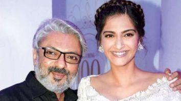 Sonam Kapoor Ahuja reveals why Sanjay Leela Bhansali got upset when he realised she is Anil Kapoor's daughter