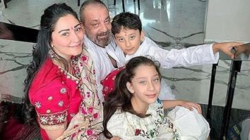 Lowkey celebrations with family for Diwali this year in Dubai for Sanjay Dutt