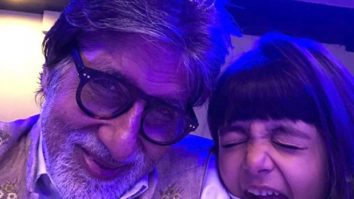 Amitabh Bachchan shares a fan made collage depicting 9 years of Aaradhya Bachchan