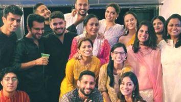 Siddhant Chaturvedi celebrates Diwali with co-stars Deepika Padukone, Ananya Panday at his new house
