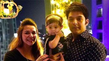 Kapil Sharma and Ginni Chatrath to embrace parenthood once again?