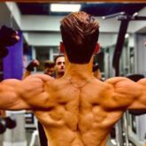 Bigg Boss fame Asim Riaz goes shirtless and flexes his muscles in his latest post