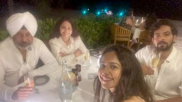 Rakul Preet Singh is in Maldives with her family to celebrate her parent's anniversary