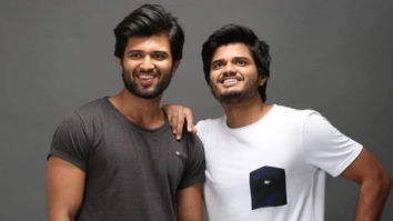 Brothers Anand and Vijay Deverakonda pay a tribute to Middle Class Melodies in a special way!