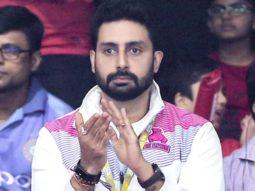 Abhishek Bachchan reveals the personal story behind naming his Kabbadi team Jaipur Pink Panthers