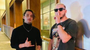 Bigg Boss 13 fame Asim Riaz meets DJ Snake for a 'secret' collaboration