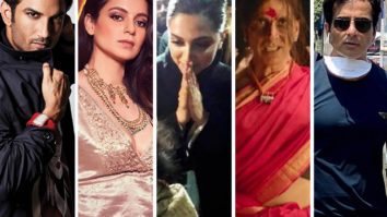 #2020Recap Bollywood's BIGGEST and SHOCKING controversies of 2020