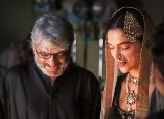 5 Years of Bajirao Mastani Deepika Padukone shares an unseen picture with director Sanjay Leela Bhansali