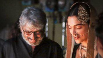 5 Years of Bajirao Mastani Deepika Padukone shares an unseen picture with director Sanjay Leela Bhansali