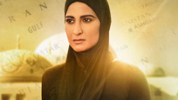 "Aahana Kumra on Khuda Haafiz - ""I spoke Arabic in the film and also did action both of which I never imagined that I would do"""