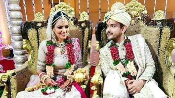 Aditya Narayan and Shweta Agarwal's pictures from their wedding ceremony are too cute to miss