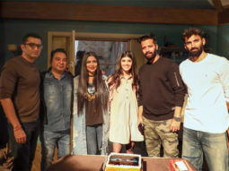 Aditya Roy Kapur and Sanjana Sanghi starrer OM - The Battle Within goes on floors today