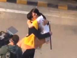 LEAKED: Videos of Akshay Kumar and Sara Ali Khan shooting for Atrangi Re goes viral