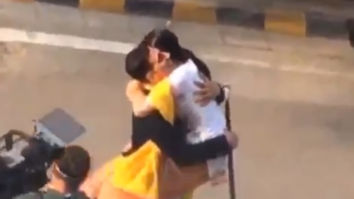 LEAKED: Videos of Akshay Kumar and Sara Ali Khan shooting for Atrangi Re goes viral