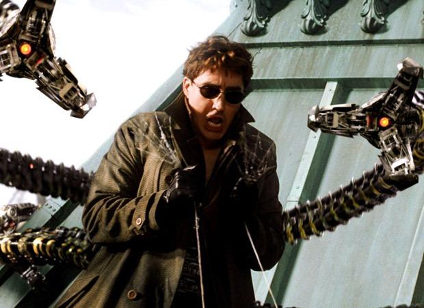 टॉम हॉलैंड स्टारर स्पाइडर मैन 3 में डॉक्टर ऑक्टोपस की भूमिका के लिए अल्फ्रेड मोलिना