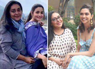 Alia Bhatt and Deepika Padukone send their love to Meghna Gulzar on her birthday