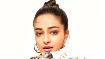 Ananya Panday slays in a white Louis Vuitton jacket for Harper's Bazaar India's cover