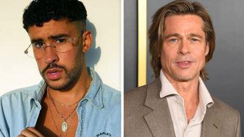 Bad Bunny joins the cast of Brad Pitt starrer action film Bullet Train