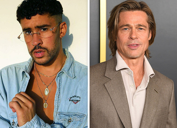 Bad Bunny joins the cast of Brad Pitt starrer action film Bullet Train  : Bollywood News – Bollywood Hungama
