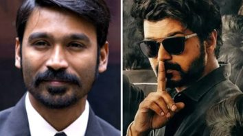 Dhanush wants fans to watch Vijay's Master in theatres following safety guidelines