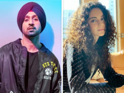 Diljit Dosanjh and Kangana Ranaut have ugly exchange on Twitter over Farmers' Protests and Shaheen Bagh dadi; actress calls him Karan Johar's 'paltu'