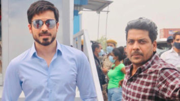 Emraan Hashmi takes a dig at the Mumbai winter as she shoots for Ezra in the city