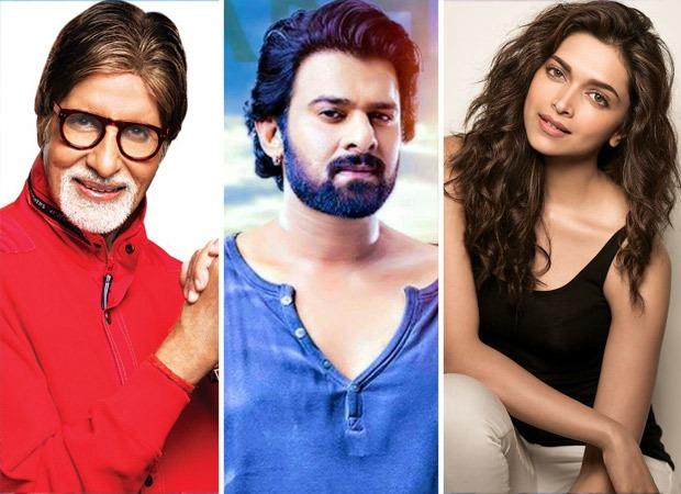 EXCLUSIVE SCOOP: अमिताभ बच्चन रु।  प्रभास और दीपिका पादुकोण की अगली फिल्म के लिए 21 करोड़