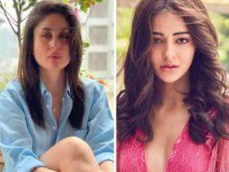 Kareena Kapoor Khan says Ananya Panday would be apt to play the role of Poo