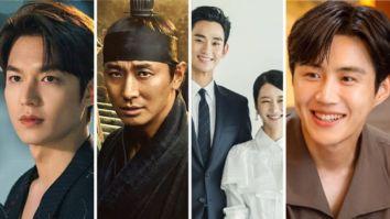 Lee Min Ho's The King: Eternal Monarch, Kingdom, It's Okay to Not Be Okay & Start Up were popular Korean dramas on Netflix India in 2020