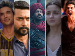 Dil Bechara, Soorarai Pottru, Tanhaji, Sadak 2, Laxmii among the most searched films on Google in 2020 in India