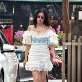 Photos: Divya Khosla Kumar spotted in the city