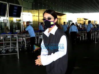 Photos: Nora Fatehi, Radhika Madan and others snapped at the airport