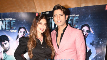 Photos: Premiere of Lucky Nadiadwala Morani Productions and D & T Productions Pvt. Ltd. film Sayonee