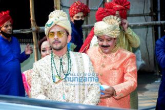Photos: Wedding pictures of Aditya Narayan and Shweta Agarwal